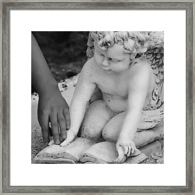 Childhood Memories Framed Print by Graham Hawcroft pixsellpix