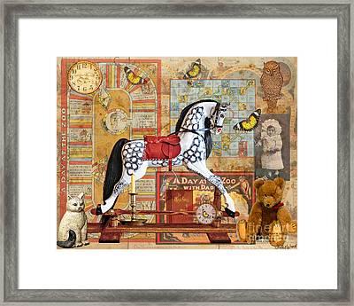 Childhood Treasures Framed Print