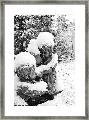 Childs Play Framed Print by Michelle and John Ressler