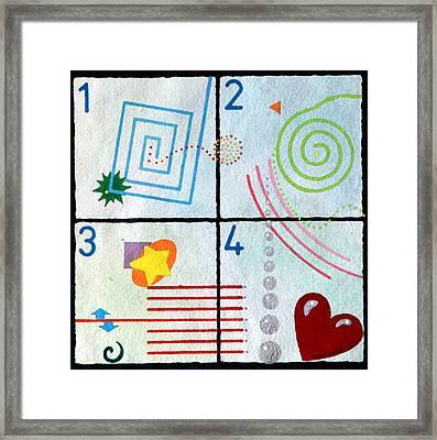Child's Play Framed Print by Thomas Gronowski