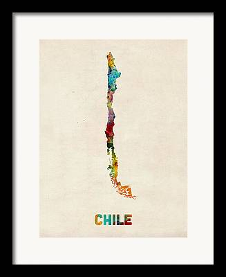 Chilean Framed Prints