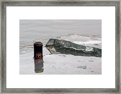 Chilled Framed Print by Paul Wash