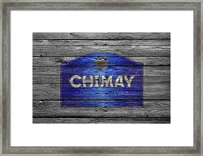 Chimay Framed Print by Joe Hamilton
