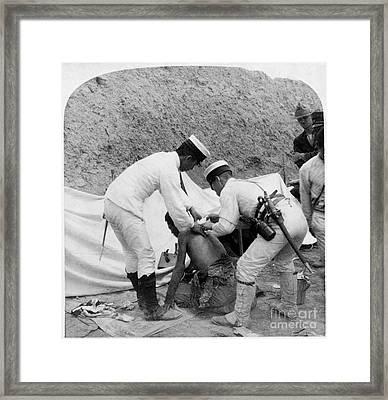 China: Boxer Rebellion, C1901 Framed Print by Granger