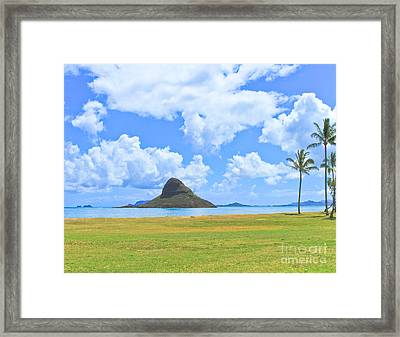 Chinamans Tat Framed Print by Terry Cotton
