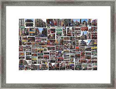Chinatown  Framed Print by Steven Spak
