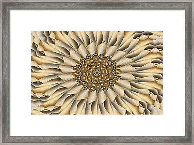 Choco-latte Framed Print by Lea Wiggins