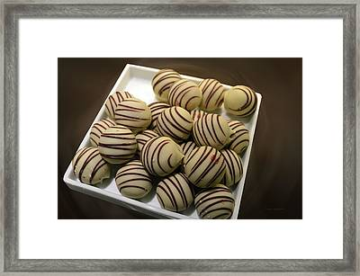 Chocolate 06 Framed Print