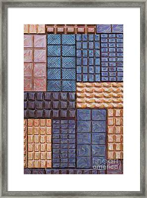 Chocolate Order Framed Print by Tim Gainey