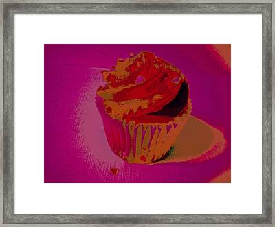 Chocolate Sensation Framed Print by Erica  Darknell