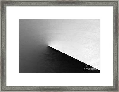 Choices Framed Print