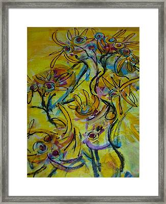 Choir Practice One Framed Print