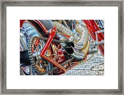 Open Road Dream Framed Print by John Swartz