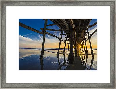 Chopsticks Framed Print by Sean Foster