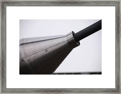 Chord Framed Print