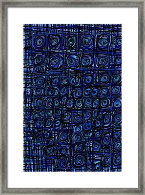 Chorus Framed Print