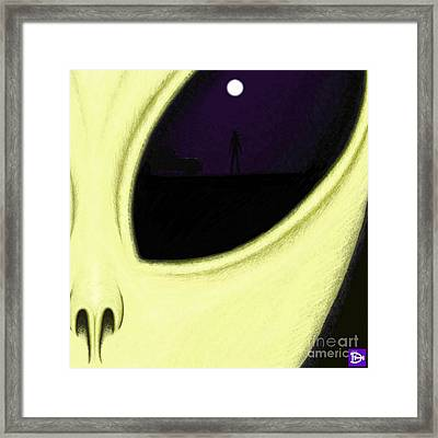 Framed Print featuring the digital art Chosen by Andy Heavens