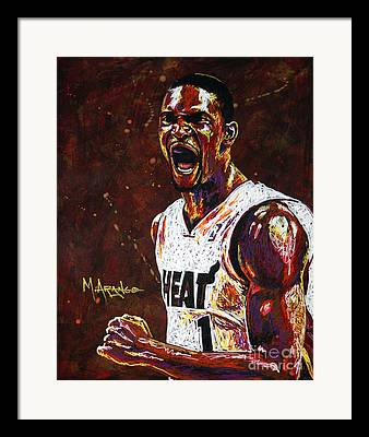 Bosh Paintings Framed Prints