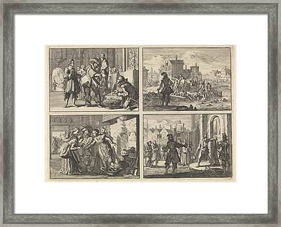 Christian, Duke Of Brunswick, Paderborn Treasures Including Framed Print