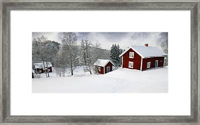 Christian Lagereek Framed Print