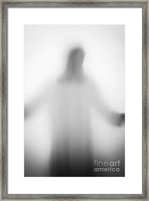Christian Framed Print by Margie Hurwich