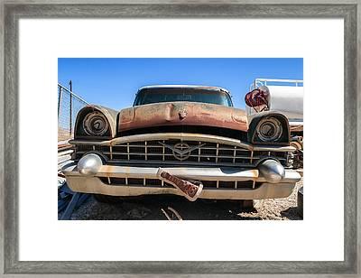 Forgotten 53 Packard Framed Print