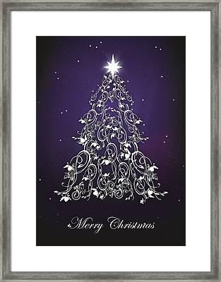 Christmas 1-13 Framed Print