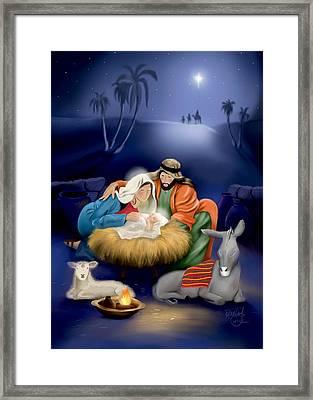 Christmas 2013 Framed Print