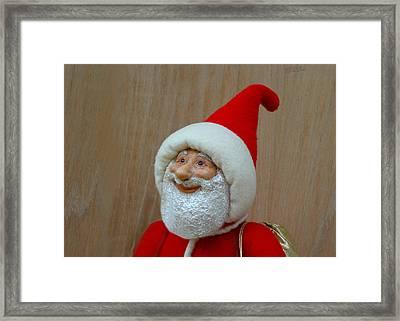 Christmas Cheer Framed Print by David Wiles
