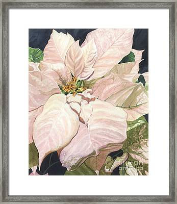 Christmas Classic Framed Print by Barbara Jewell