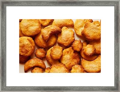 Christmas Cookies Framed Print by Michal Bednarek