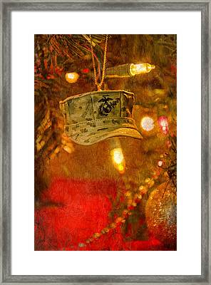 Christmas Cover  Framed Print