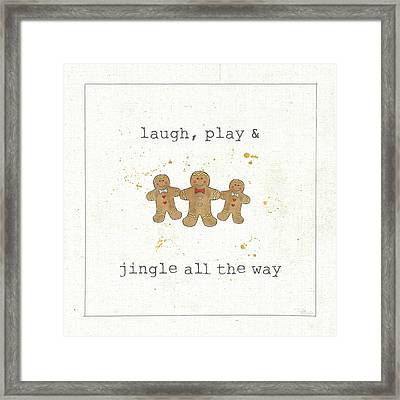 Christmas Cuties Vi Framed Print