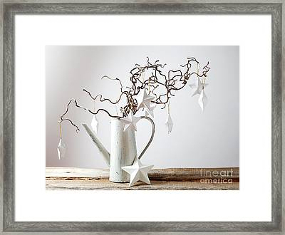 Christmas Decorarion Framed Print