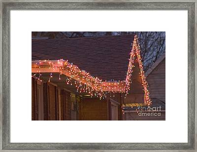 Christmas Eave Framed Print by Jim Wright