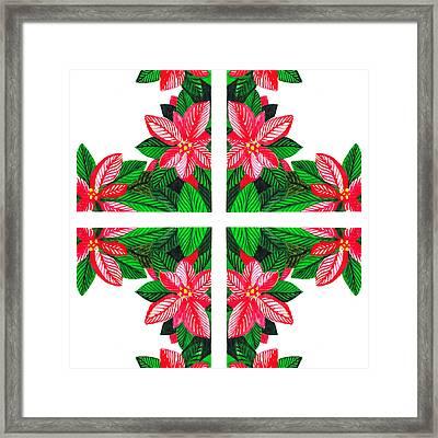 Christmas Gift Framed Print