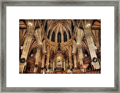 Christmas In July Framed Print