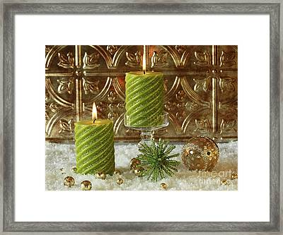 Christmas Joy Framed Print by Inspired Nature Photography Fine Art Photography