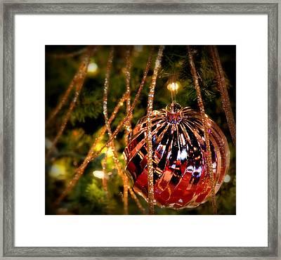 Christmas Magic Framed Print by Karen Wiles