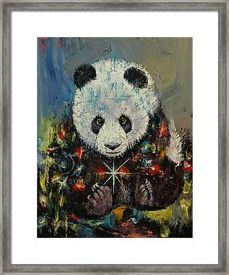 Christmas Framed Print by Michael Creese