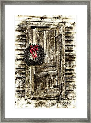 Christmas Past Framed Print by Benanne Stiens