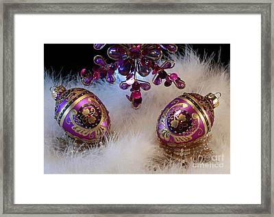 Christmas Past Framed Print by Inspired Nature Photography Fine Art Photography