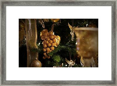 Christmas Season Framed Print by Thomas Fouch