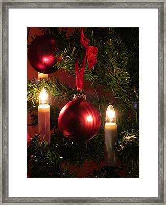 Christmas Spirit Framed Print