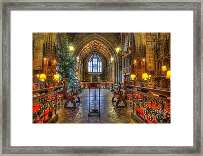 Christmas Time  Framed Print by Darren Wilkes