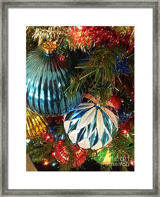Christmas Time Framed Print by Janet Felts