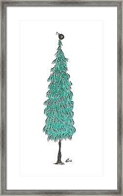 Christmas Tree 3 Framed Print