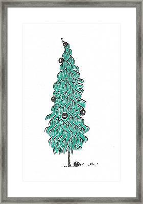Christmas Tree 2 Framed Print