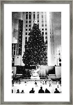 Christmasing With You Framed Print