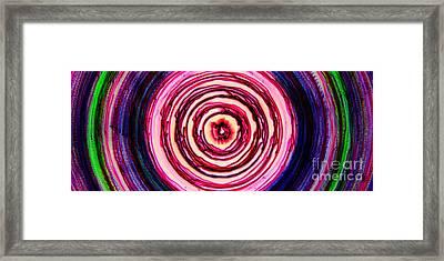 Chromatism Framed Print